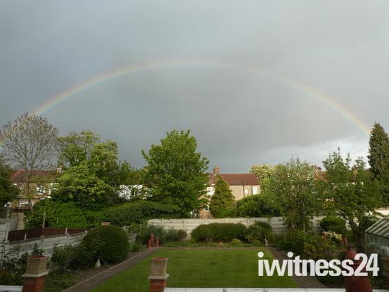Rainbow in GantsHill , Ilford