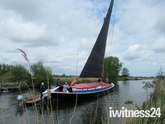 The Wherry Albion.