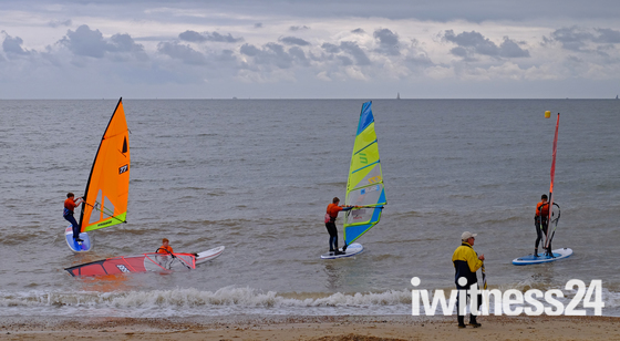 British Slalom Championships come to Felixstowe