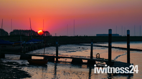 Sunrise At Orford