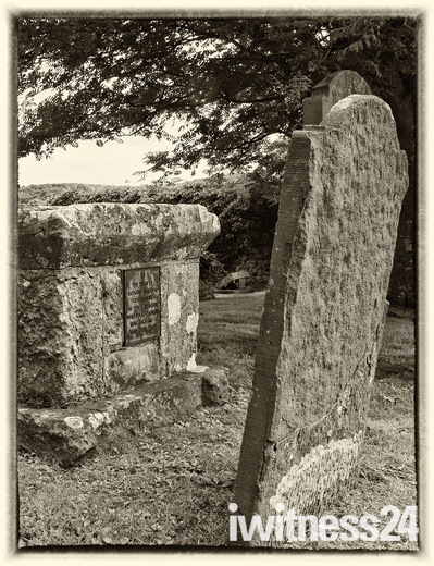 Crusader's tomb