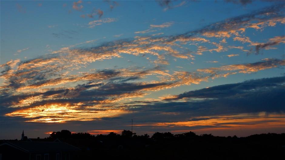 zonsopgang 1 juni