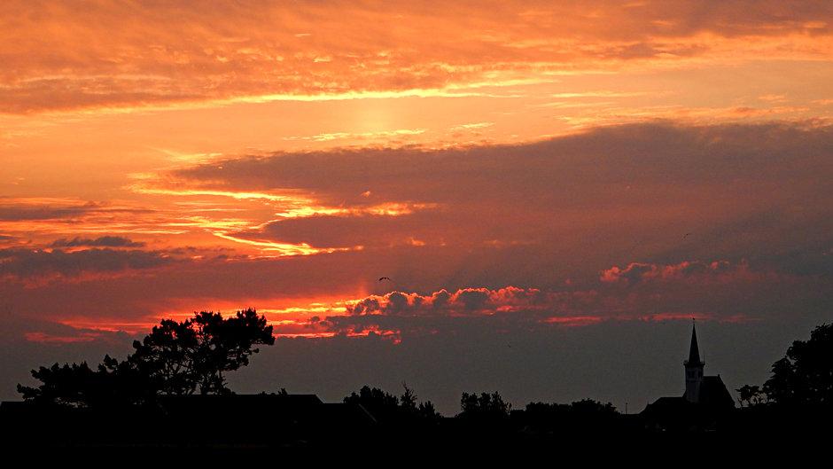 zonsopgang Texel