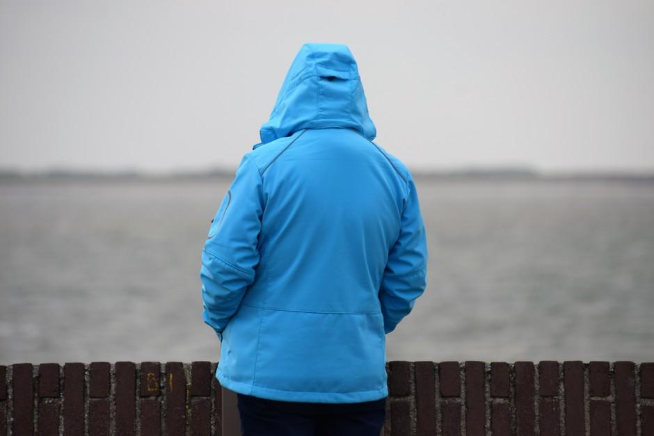 Een jas kouder vandaag