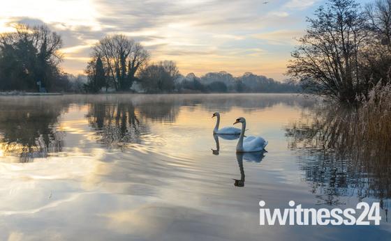 Postwick dawn, Capture Norfolk