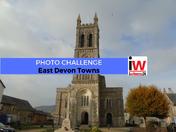 PHOTO CHALLENGE: East Devon Towns
