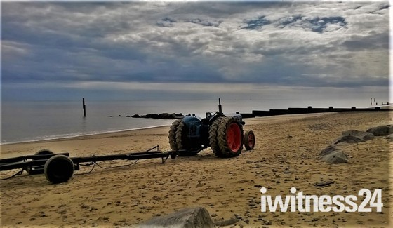 Cart Gap Beach