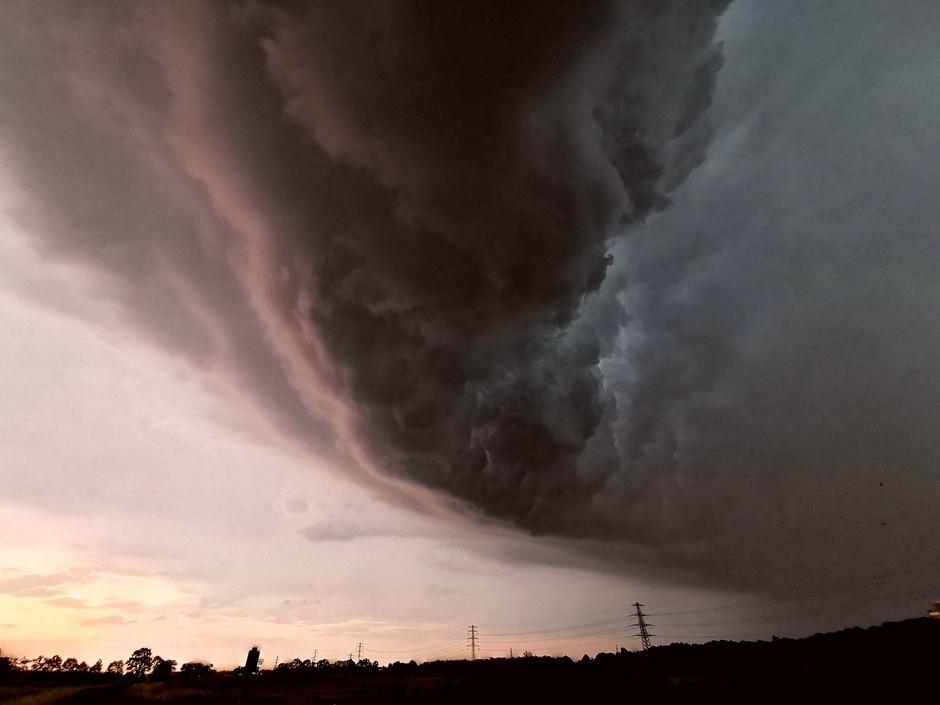 Onweerswolk
