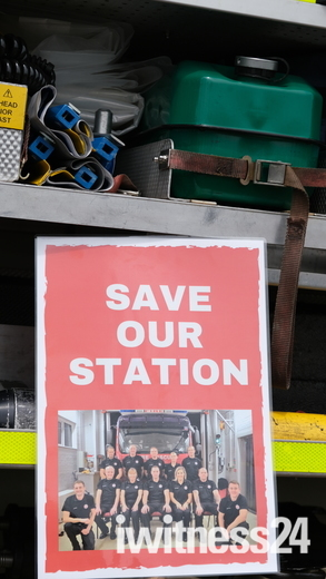 Colyton Fire Station under threat of closure