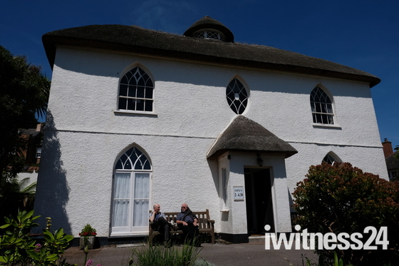 Fairlynch Museum in Budleigh Salterton