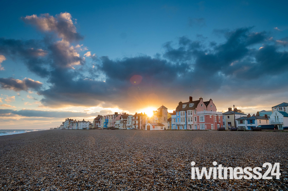 Weekly Challenge - Suffolk Beaches
