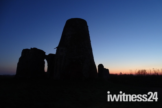 Historical places of Norfolk - St Benets Abbey