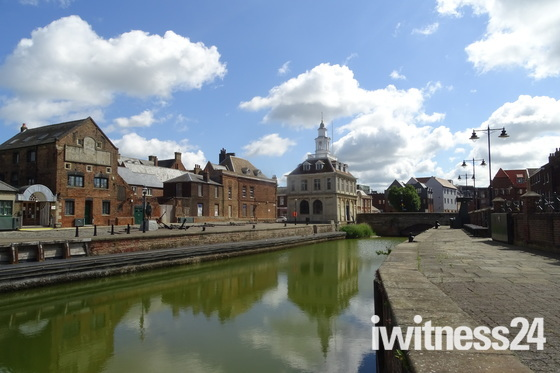Historical places of Norfolk - King's Lynn