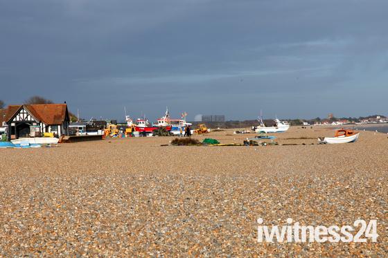 Photo Challenge - Suffolk Beaches