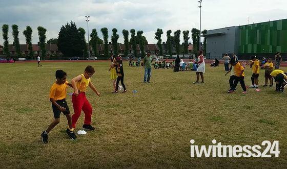 Eastbury Primary School Sports Day