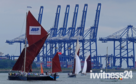 Busy River Orwell