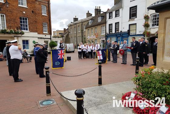 Huntingdon Seafarers remember Sea Sunday