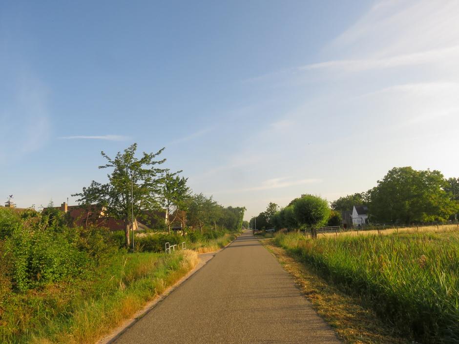 zon in 's Heerenhoek