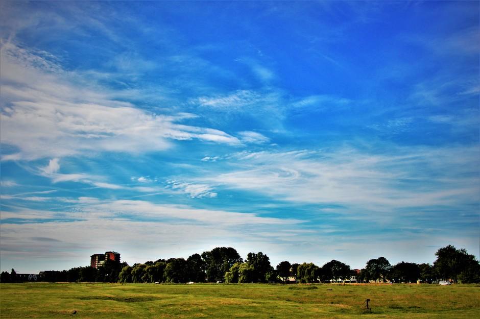 Prachtige Wolkenluchten