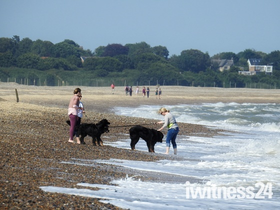 Dunwich beach