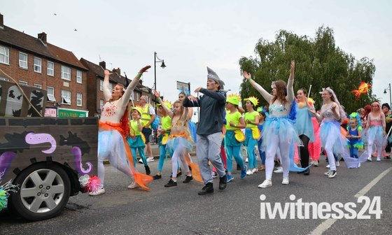 Collier Row Carnival