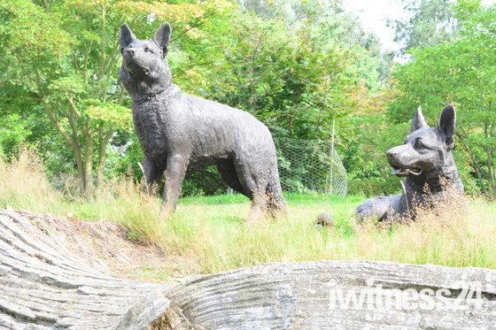 Marks Hall Gardens Sculpture Trail