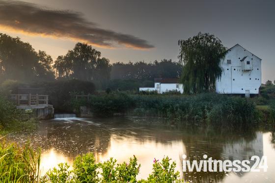 Bintree mill near Fakenham Norfolk