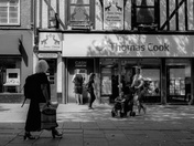 Documentary around the streets of norwich