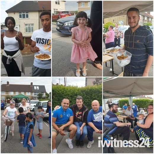 Wren Road Community Street Party