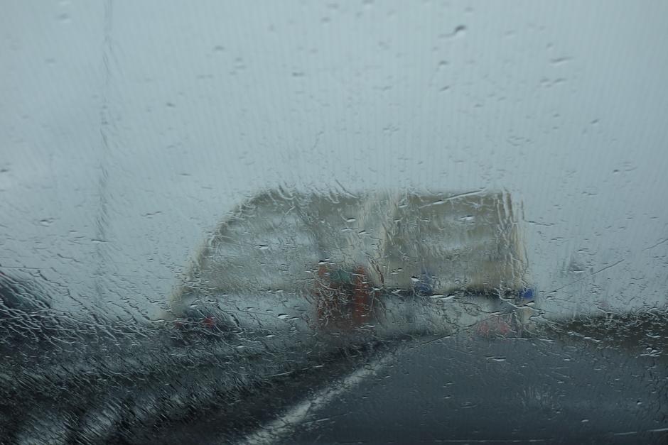 Veel regen