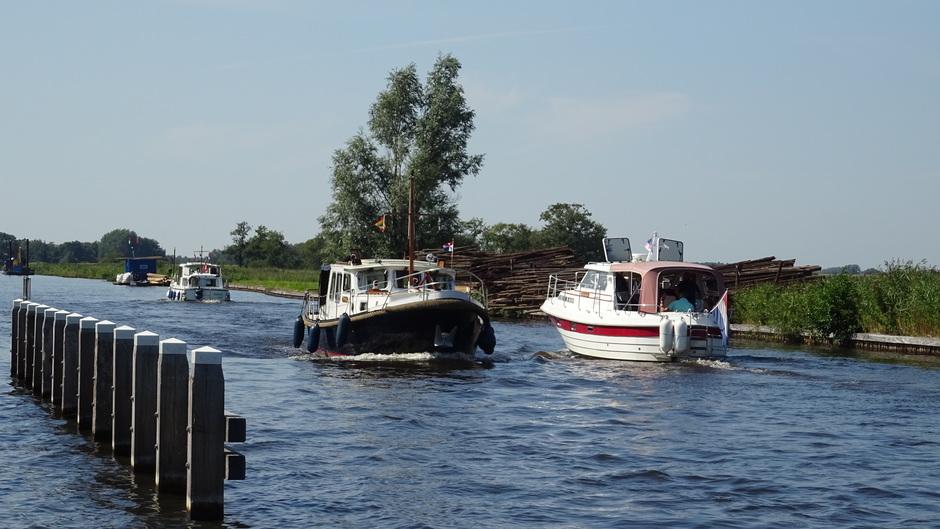 Heerlijk bootjesweer