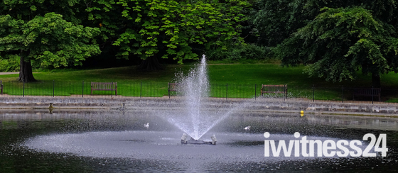 Ipswich Fountain