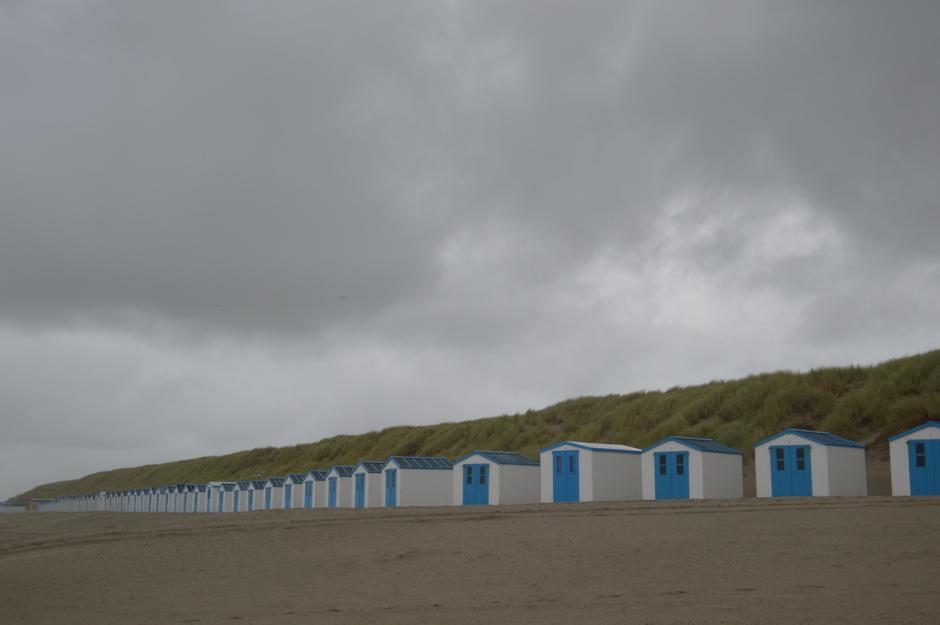 geen strandweer