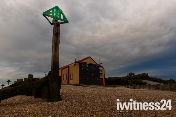 Wells lifeboat house