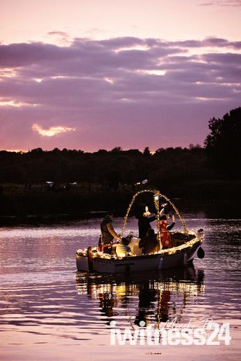 St Ives Illuminated Boat Parade 2019