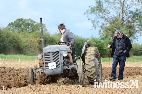 We Plough The Fields....