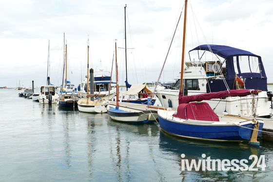 A BUSY WELLS HARBOUR