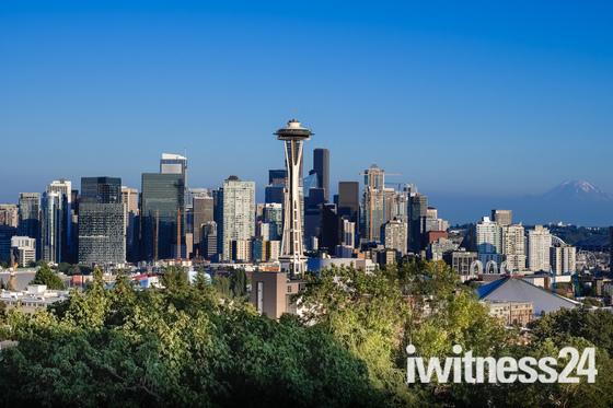 Seattle Summer 2019