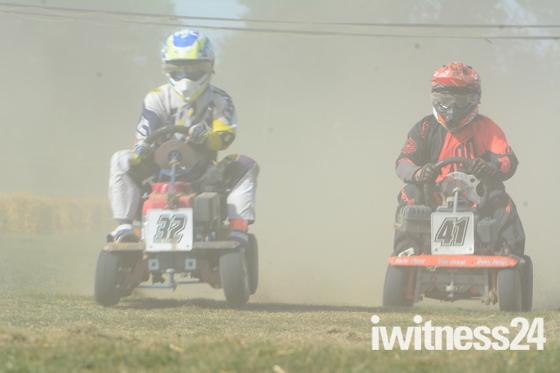 British Lawn Mower Racing Event