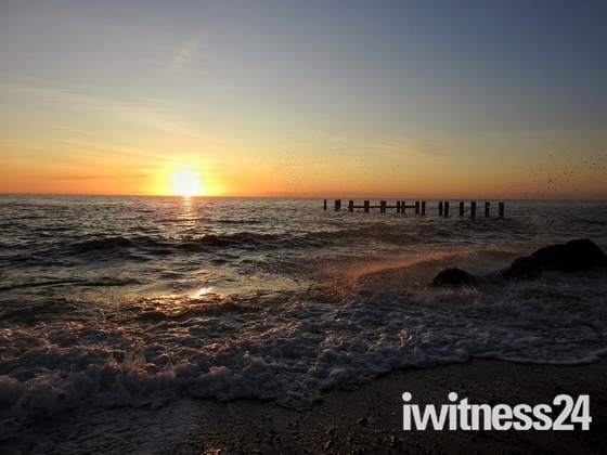 North Denes Lowestoft Sunrise