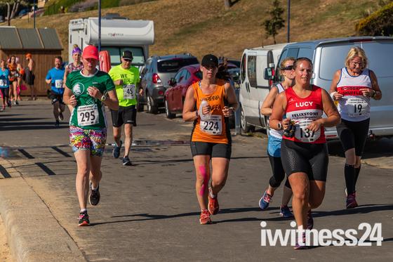 Felixstowe 10 mile run