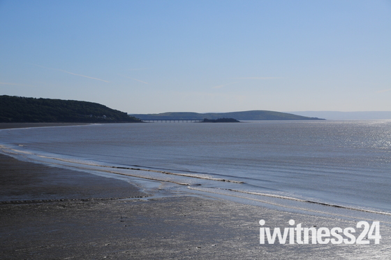 An afternoon walk around Sand Point