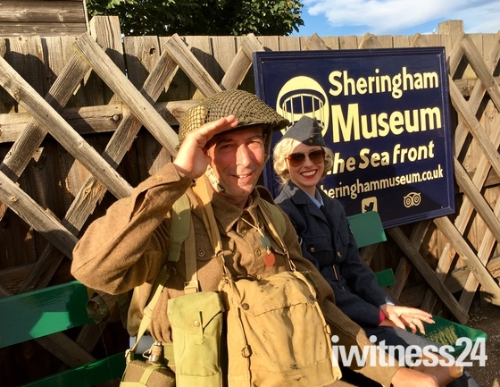 Sheringham Forties Weekend