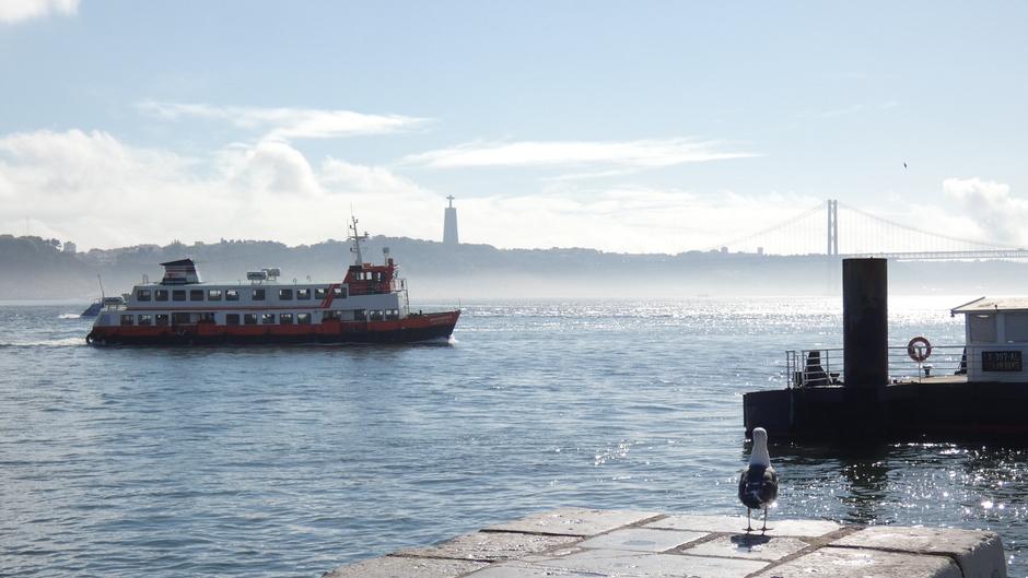 Lissabon veerboot