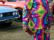 Classic Car Show in Sidmouth 21 September 2019