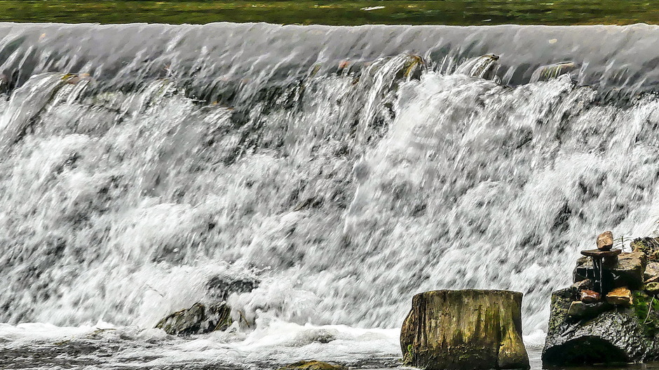 Wild waterval