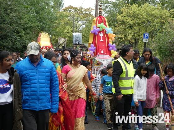 Hare Krishna Hare Rama Rathyathra