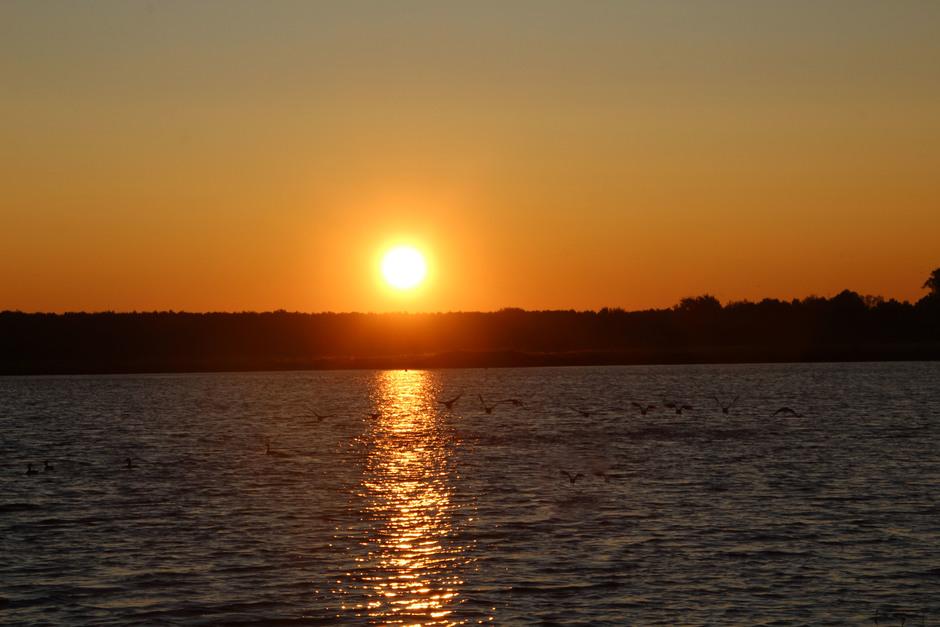 Foto5 zonsopkomst Schildwolde