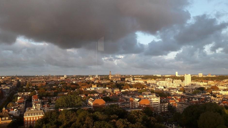 Foto uitzicht Den Haag