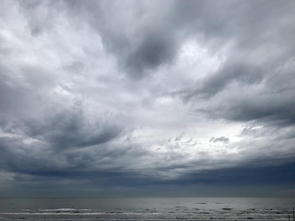 Bui boven zee Zandvoort